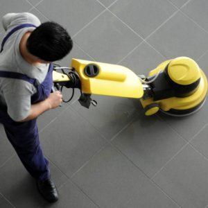Macchine per la pulizia industriale